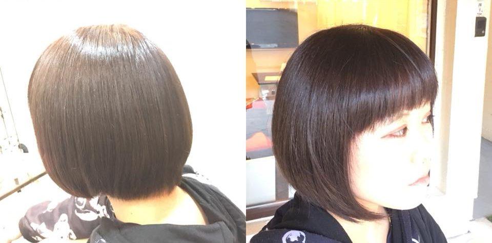 暗髪カラーのススメ 山野井ブログ