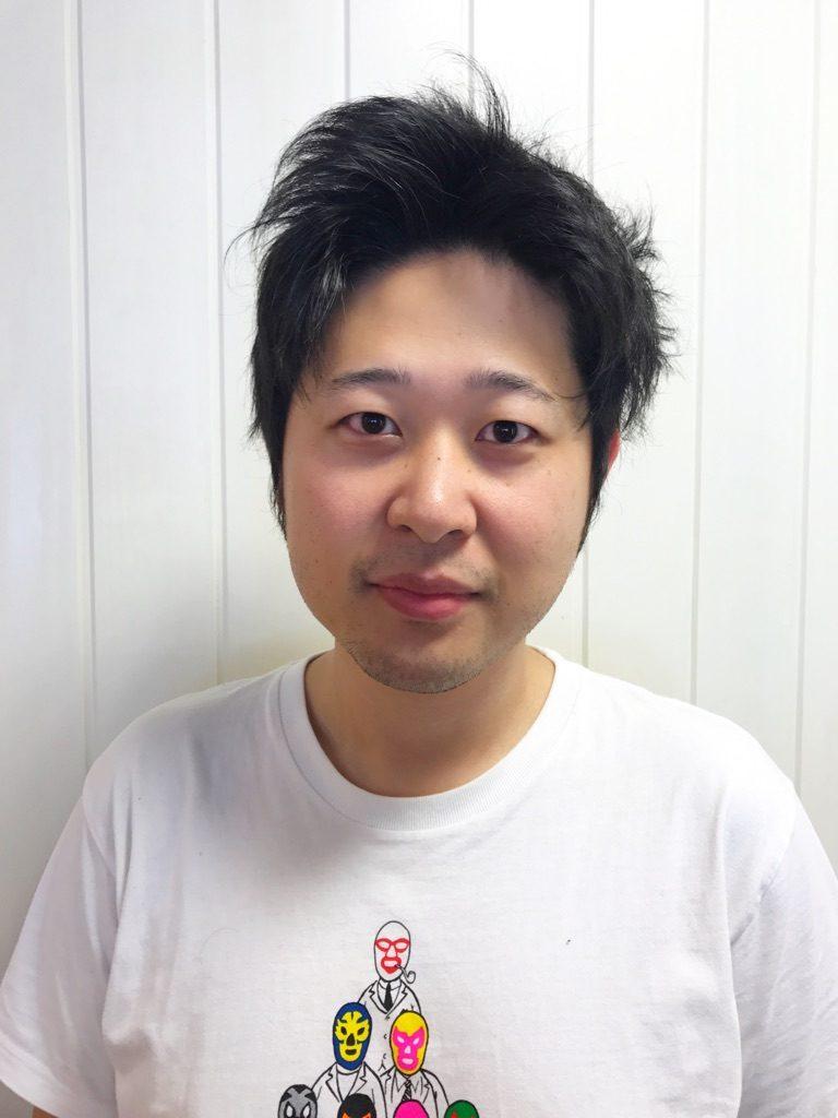 いつものヘアスタイルに飽きたメンズの方々へ。  長澤理恵ブログ