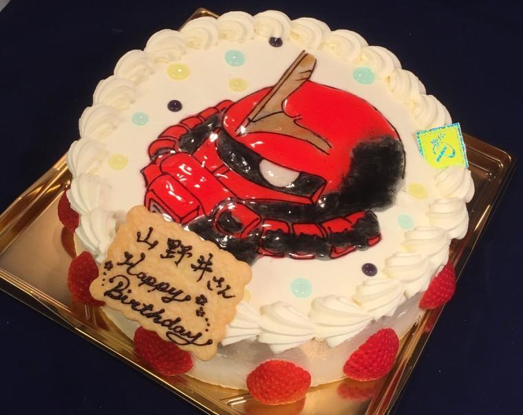 お誕生日!