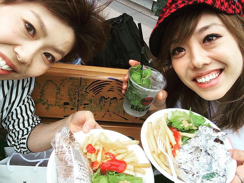 Rie's blog 更新!