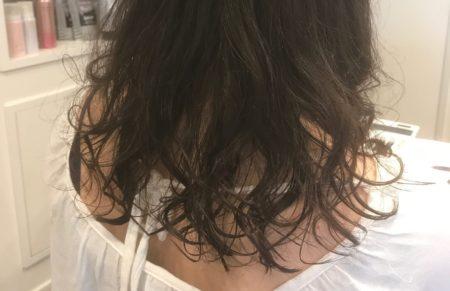 〜髪を下ろす時期になりました〜 木村猛ブログ