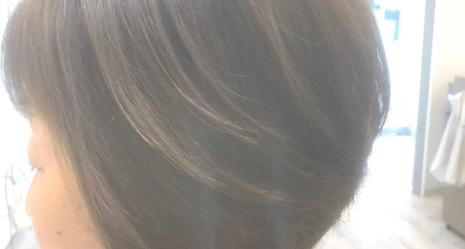 〜白髪染めにも遊びを〜 木村猛ブログ