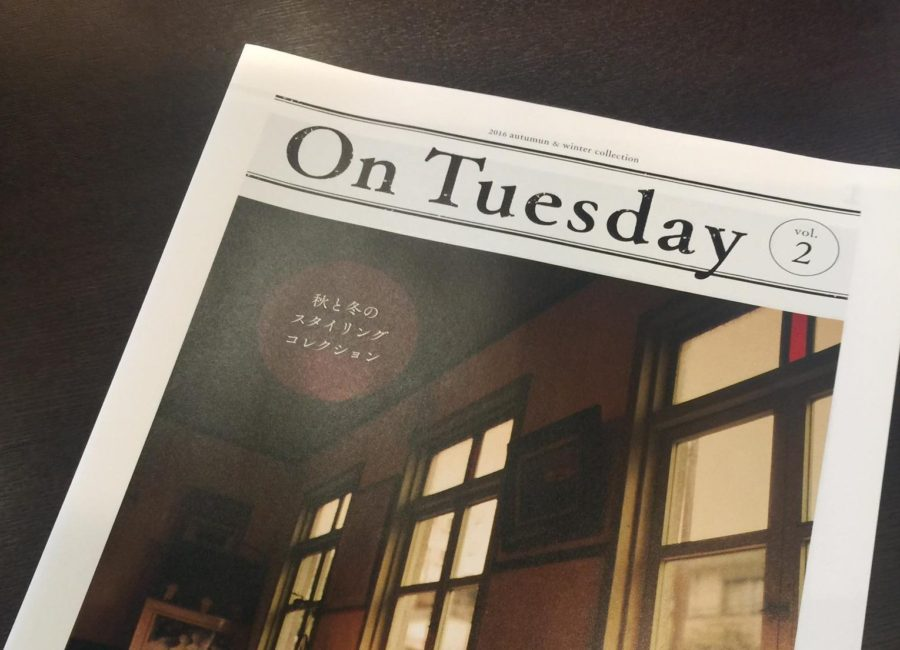On-Tuesday Vol.2発刊